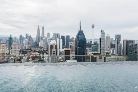 Ira's Place at Regalia Kuala Lumpur - Kuala Lumpur - Wohnung