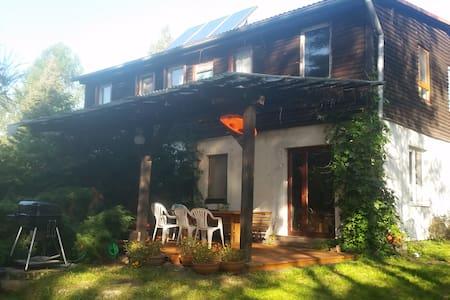 Summer house near the lake