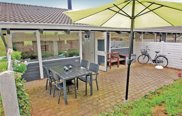 Holiday apartment with 2 bedrooms on 60 m² in Aabenraa