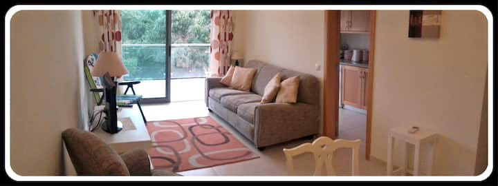 Lovely T1 Apartment in Exclusive Complex