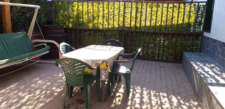 Apartment with 2 bedrooms in Provincia di Agrigento, with enclosed garden