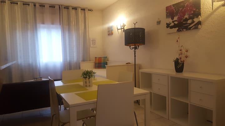 Apartamento P Férias tranquilas a 1Km da Praia  AL