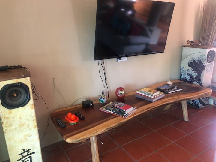 Hostal Huatulco en barra de Copalita, Oaxaca
