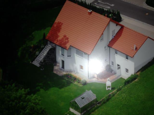 Haus in Marktredwitz - Marktredwitz - บ้าน