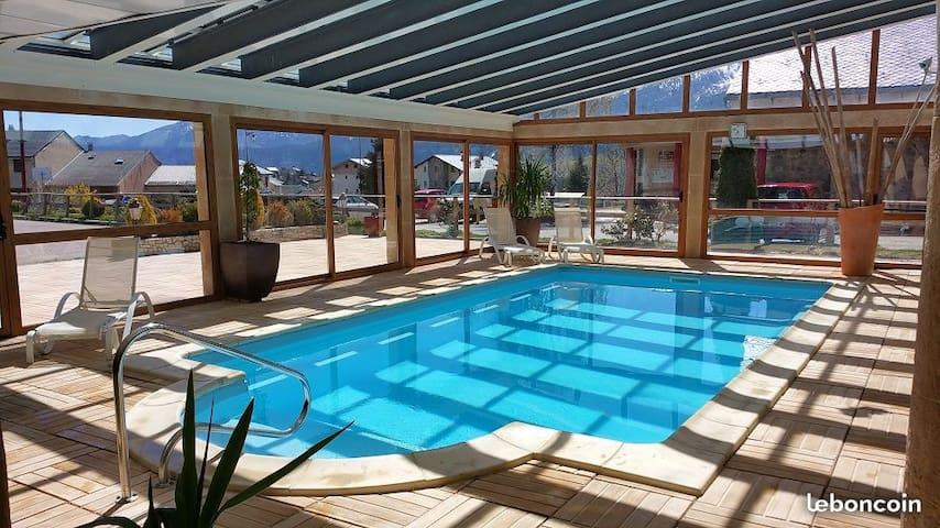 Appartement 4 personnes Résidence avec piscine