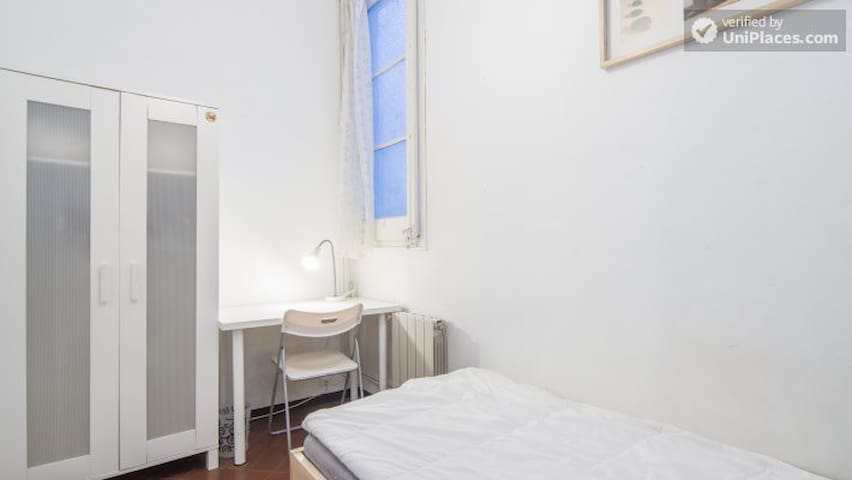 Cosy and central single room - Barcelona