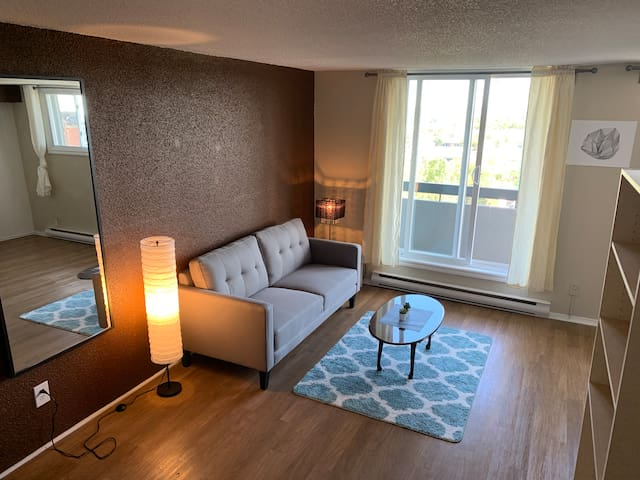 QUEEN BED 8 mins from downtown Ottawa