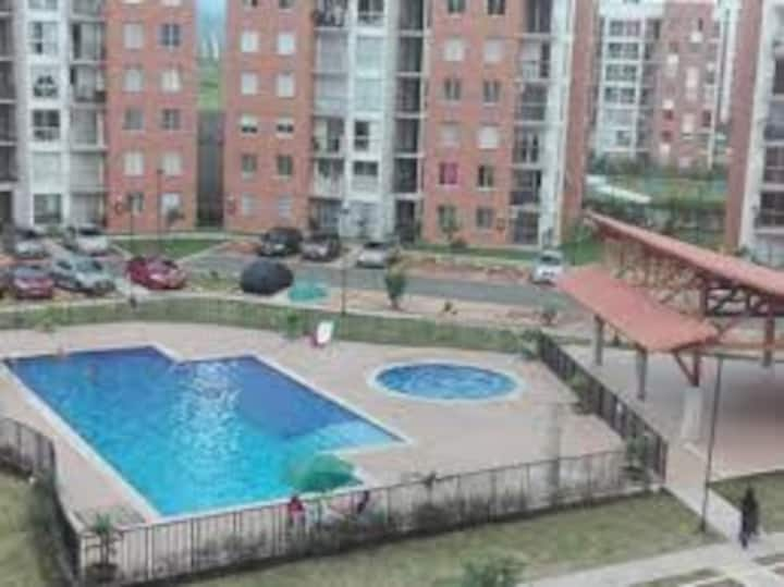 EXCELLENT APARTMENT SOUTH OF THE CITY