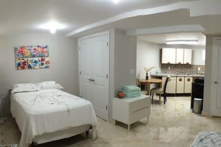 Comfortable Private Apartment in Heart of Flatbush