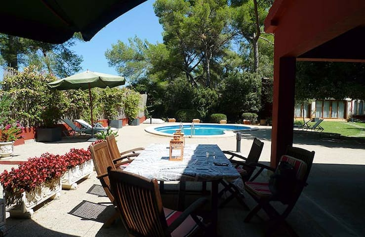 Comfortable and peaceful villa - Alcúdia - Villa