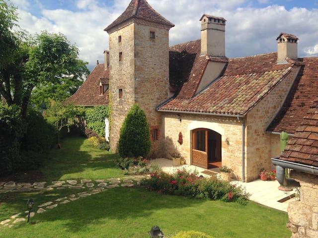 Manoir de Rieuzal (Ciboulette)