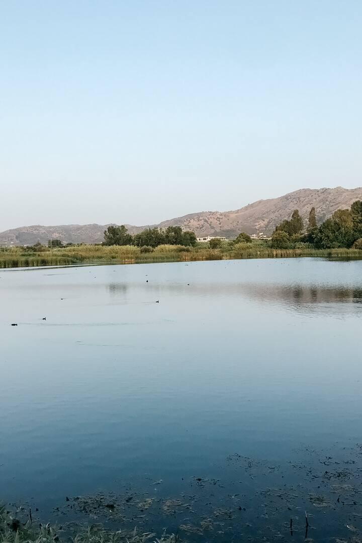 Lake Agias