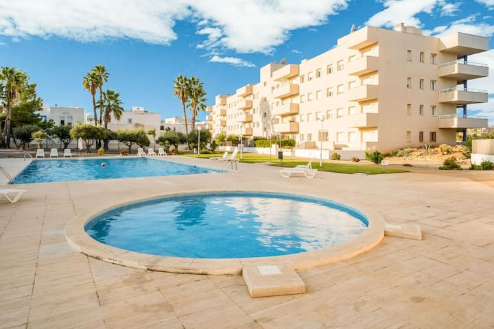 Pretty Holiday Home in Sant Josep de Sa Talaia near Sea