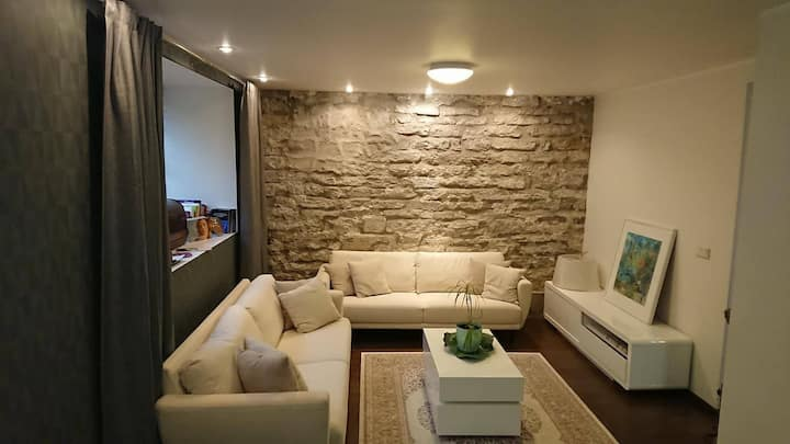 Cosy apartment in a quiet area close to the center