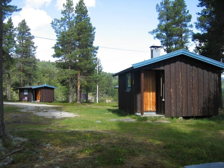 Hytte 5, Solhaug Camping (ikke hund)