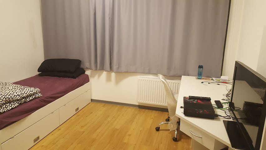 1 Room Apartment fully Furnished with Internet