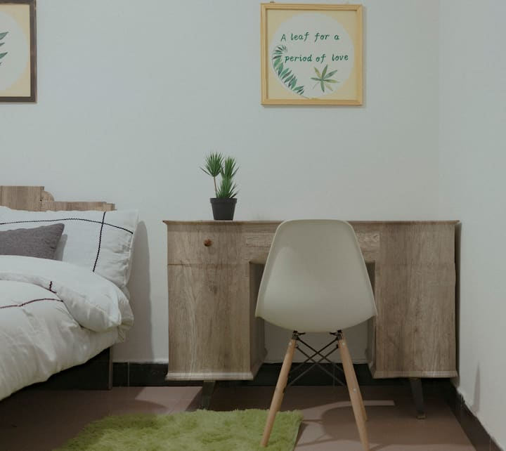 Moshe impression - two bedrooms