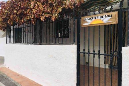 Darrical, paraíso de la Alpujarra
