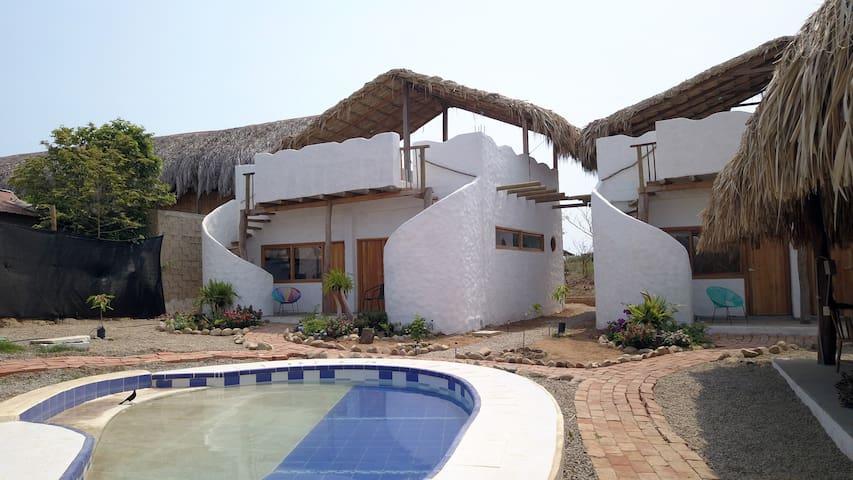 Casa Dibulla, el lugar ideal para descansar.
