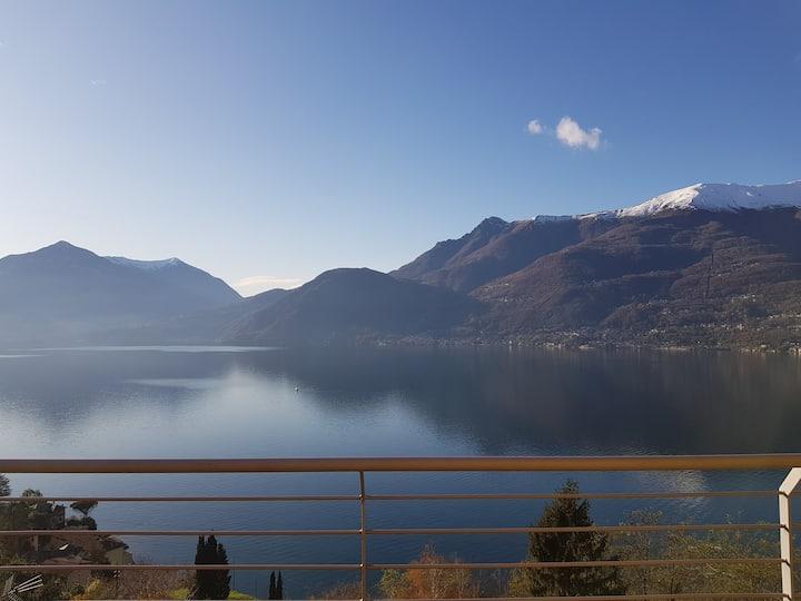 Oro vista lago