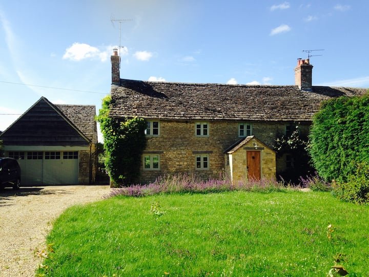 Beautiful Home-from-Home near to Cotswold delights