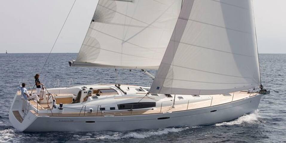 Alójate en un velero  en las Rías Bajas - Rianxo - Boat