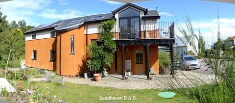Sandhaven -  at the heart of Findhorn Eco village