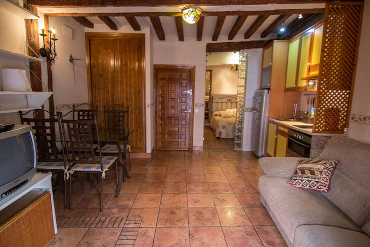 apartamento en pleno casco antiguo