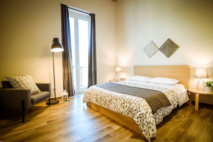 Ghirigori di Sicilia luxury apartment B-mare-relax