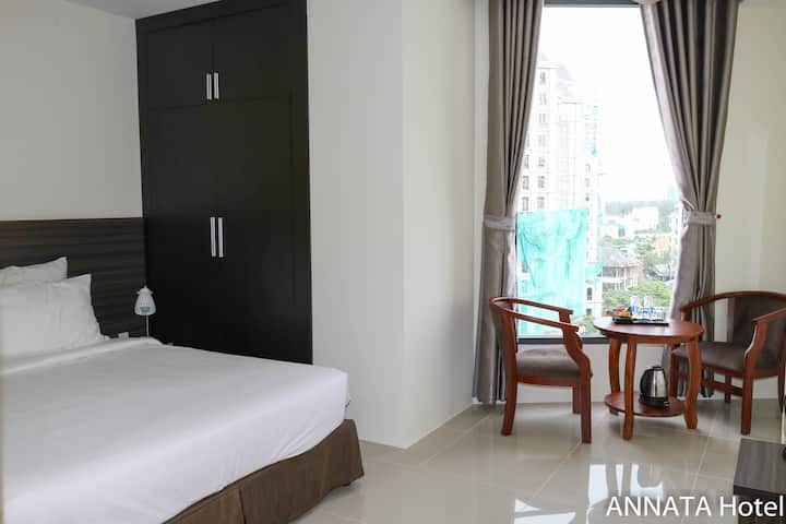 Superior Double Room Cityview