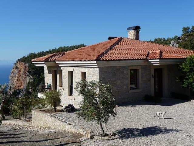 burgasberg Haus - Mesudiye Köyü - House