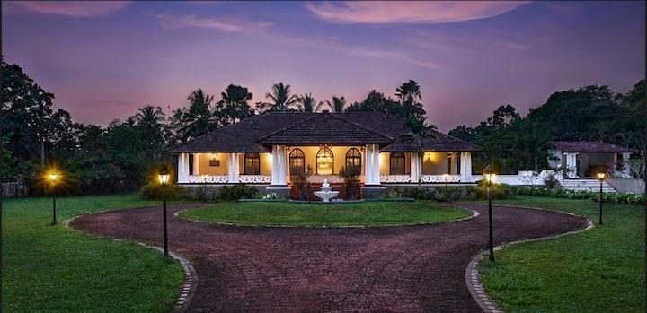 Mathias Heritage Luxury Portuguese Villa