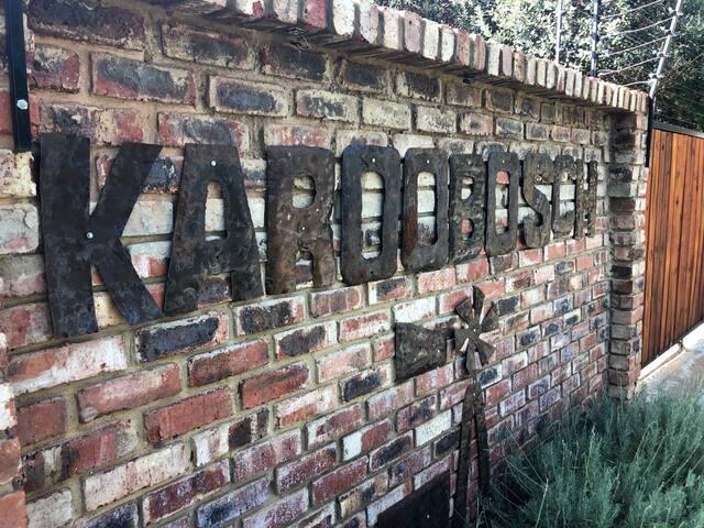 Karoobosch