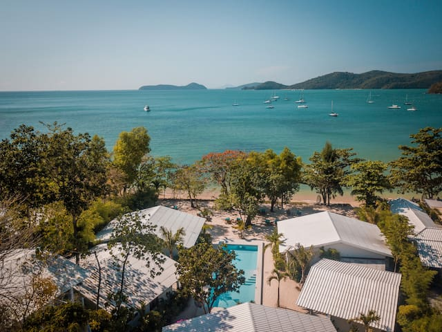 Garden View Bungalow at the Cove Phuket