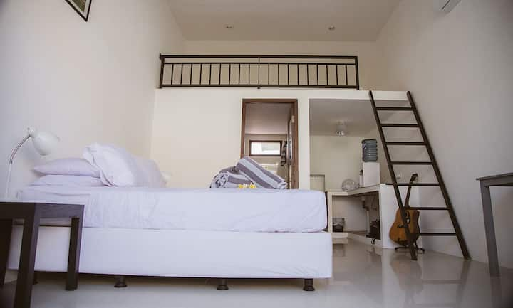 Private Lofts in Bali, Canggu Beach