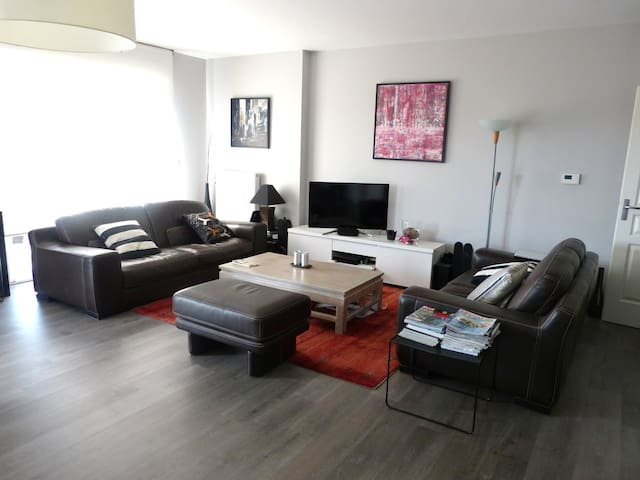 Appartement moderne et chic, balcon, jardin - Wattignies - Apartmen