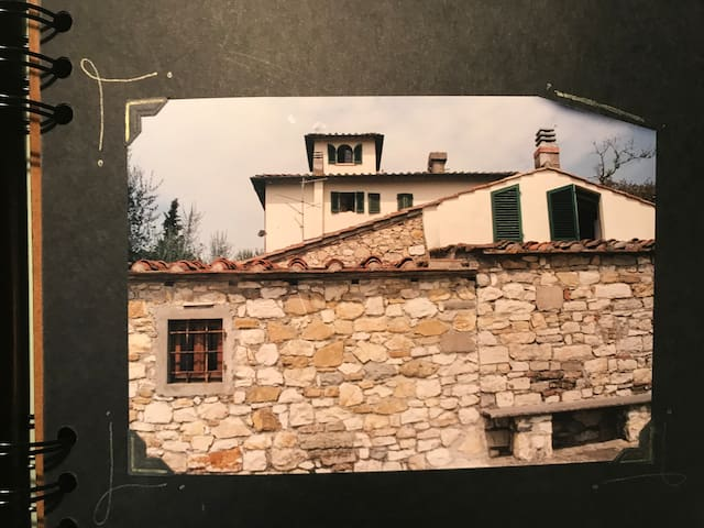 Villa Giorgioli- 16 Bedroom historic Tuscan Villa