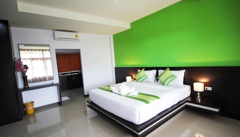 Lanta Lapaya Resort - Ko Lanta Yai - Bungaló