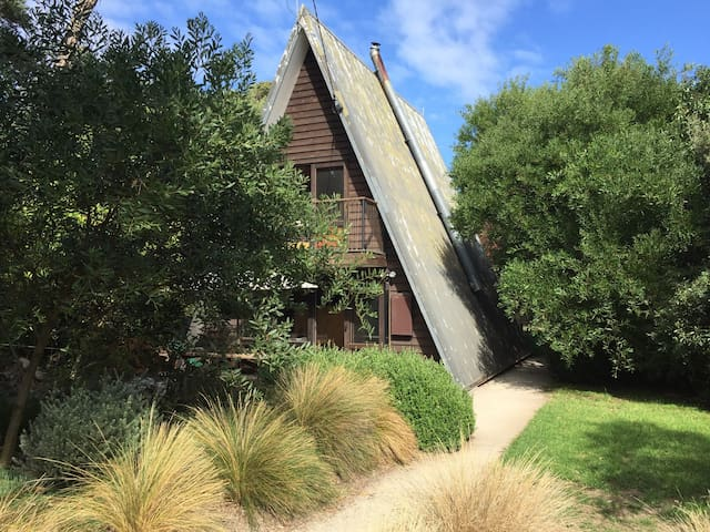 Cape Schanck A-Frame House - Cape Schanck - House