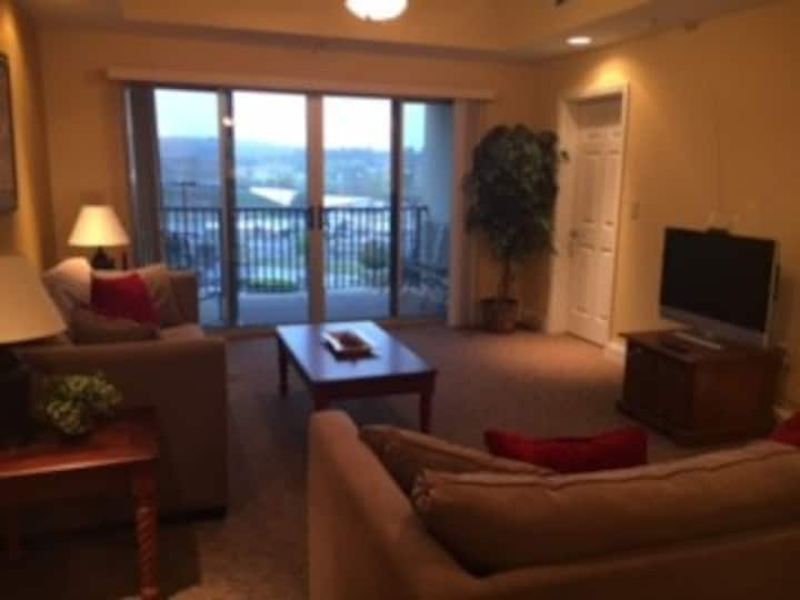 Two Bedroom Condo next to Bristol Motor Speedway