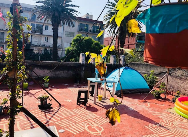 Ana Banana Camping Zone