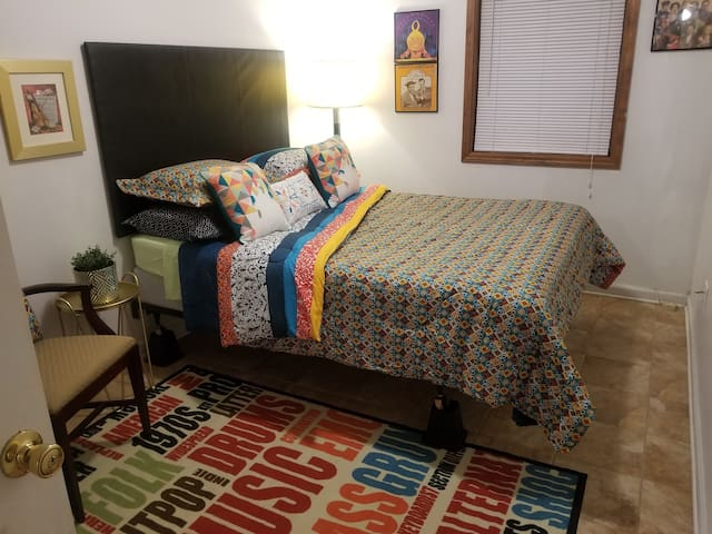 Welcome to your southern home! (Room A)