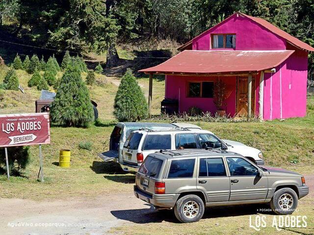 Cabaña Ecológica para 6 personas - Ciutat de Mèxic - Casa