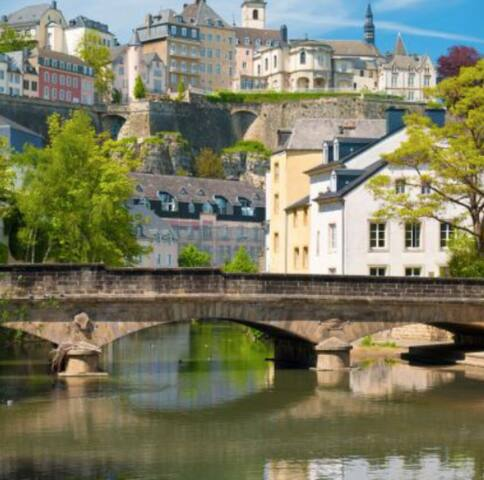 Historical area located in Luxembourg