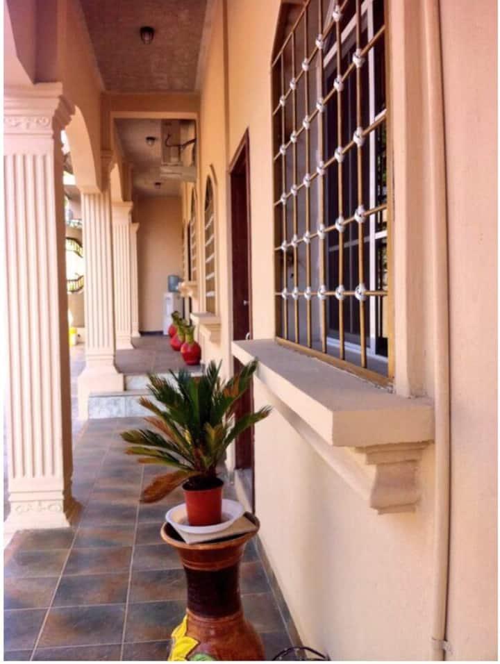 Apartamentos, tela Honduras1