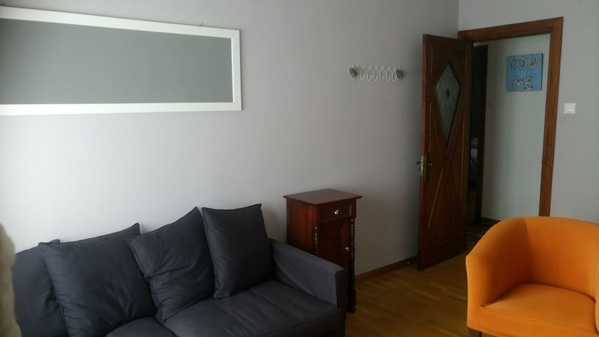 Piso Gijón - Gijón - Apartment