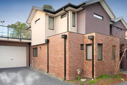 Melbourne stylish 3-bedroom townhouse - Noble Park - Villa
