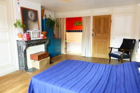 Chambre dans maison de ville typiquement langroise - Langres - Apartmen