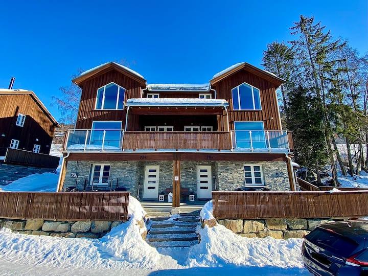 Flott leilighet med nærhet til Hafjell alpinanlegg
