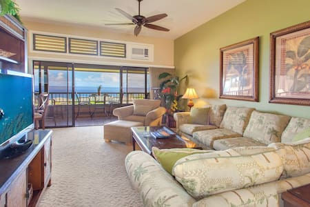 Villa 824. 7th Night FREE! Elegant island style villa with stunning ocean and island views.